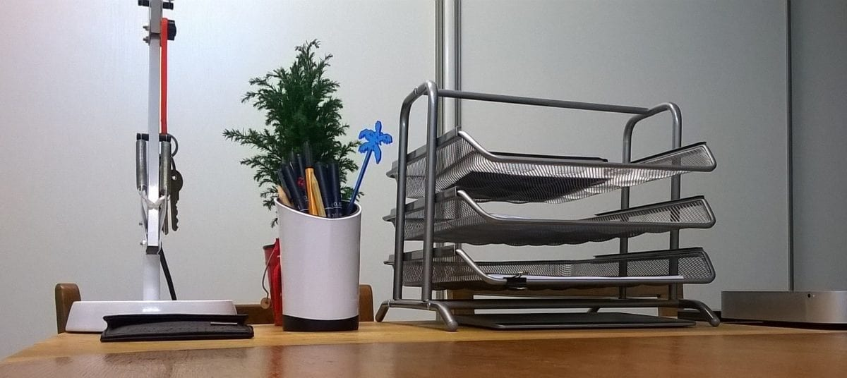Generic Desk Tray