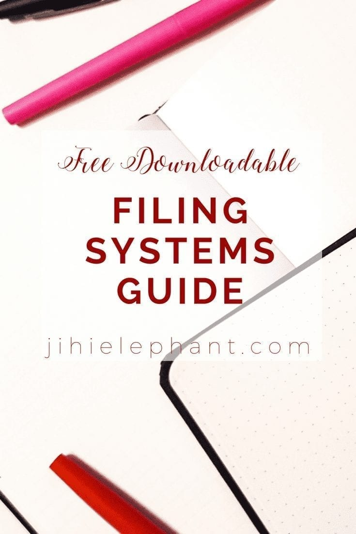 Six Steps to Organized Filing