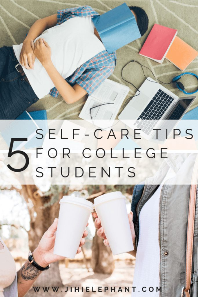 5 Quick Self-Care Strategies For College Students