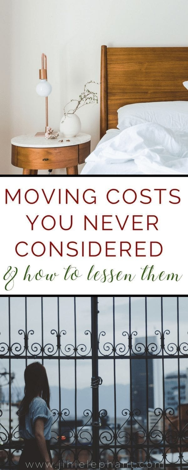 Moving Costs You Never Considered and How to Minimize Them