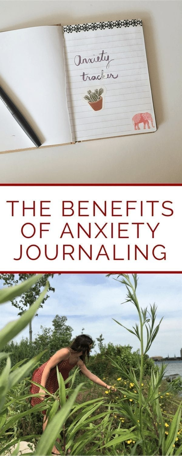 The Benefits of Anxiety Journaling