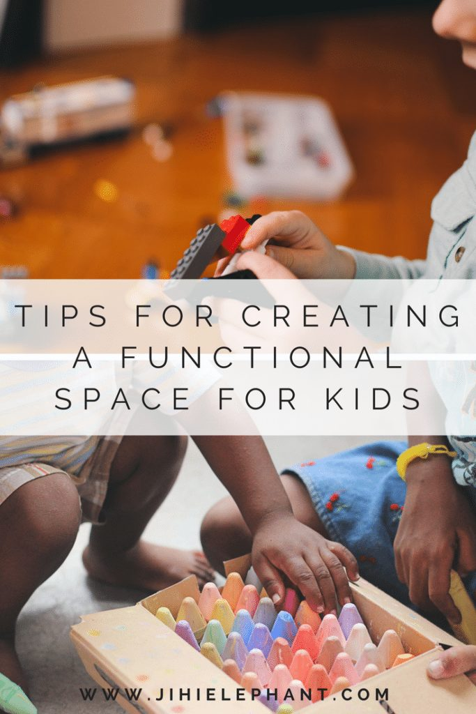Tips for Creating a Functional Space for Kids