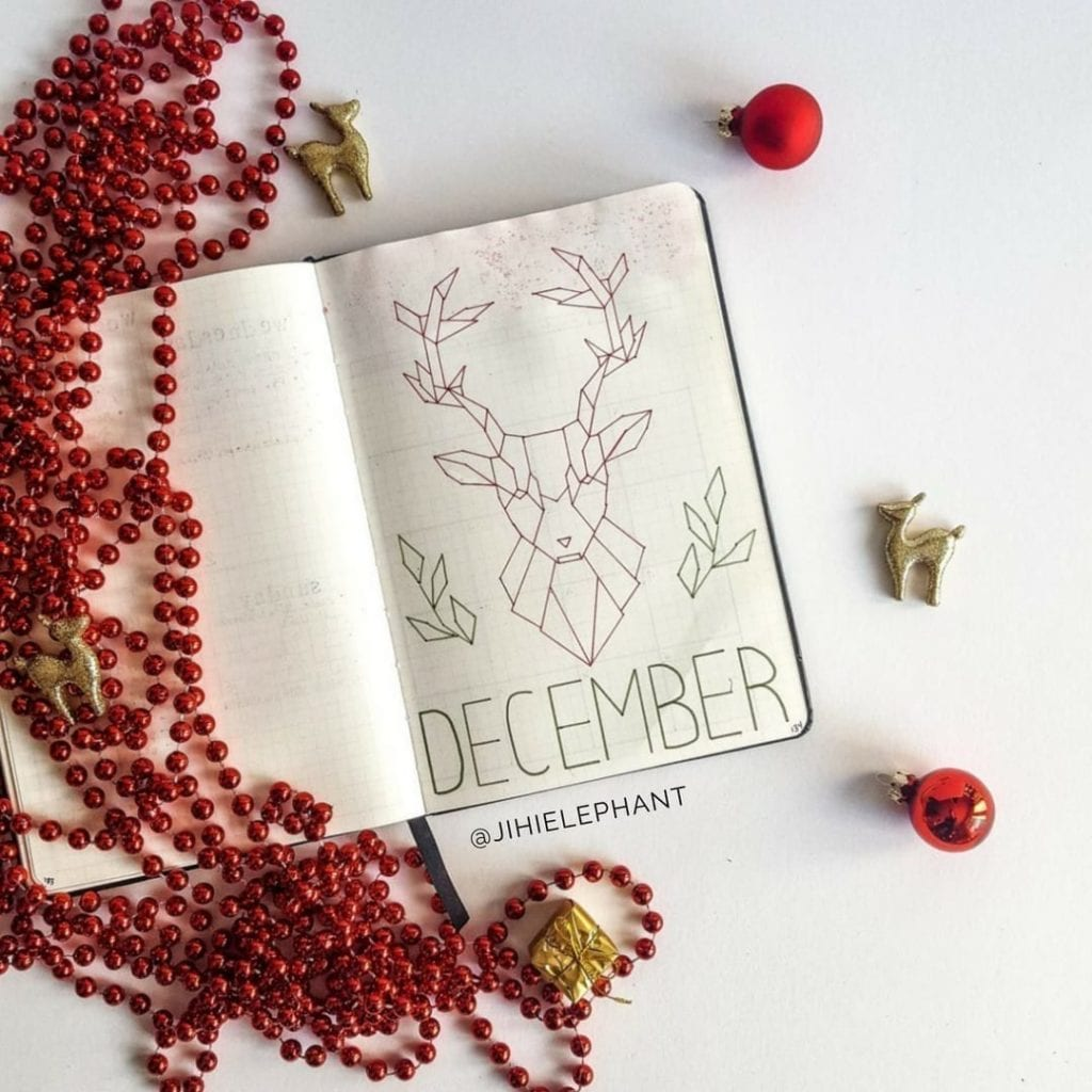 red green december title