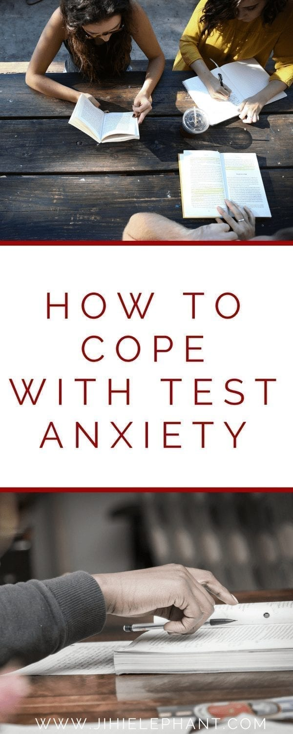 How to Cope with Test Anxiety