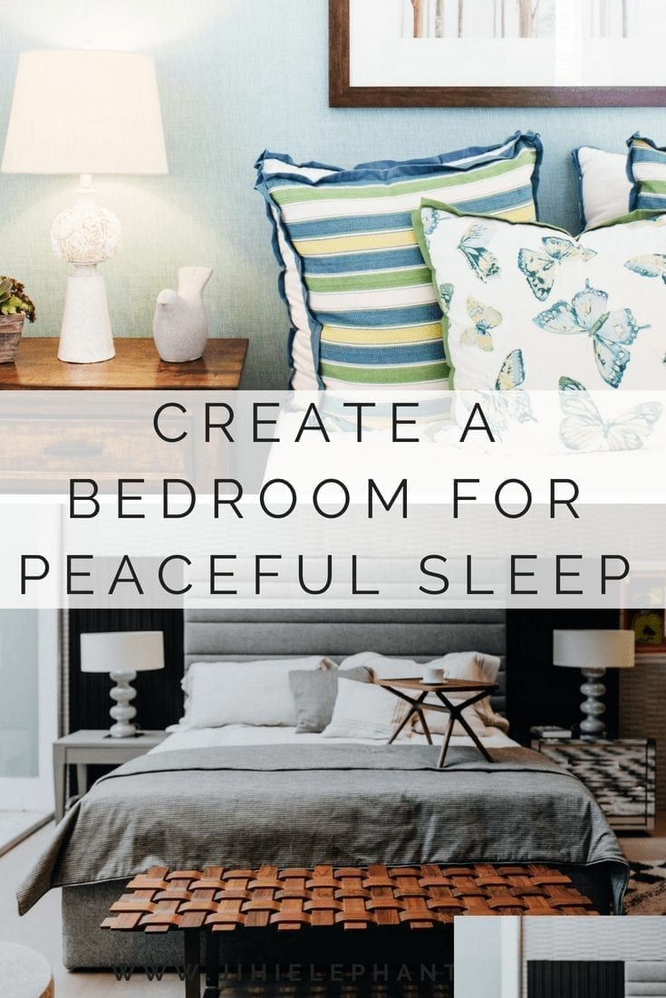 Create Bedroom Bliss for a Peaceful Sleep Every Evening