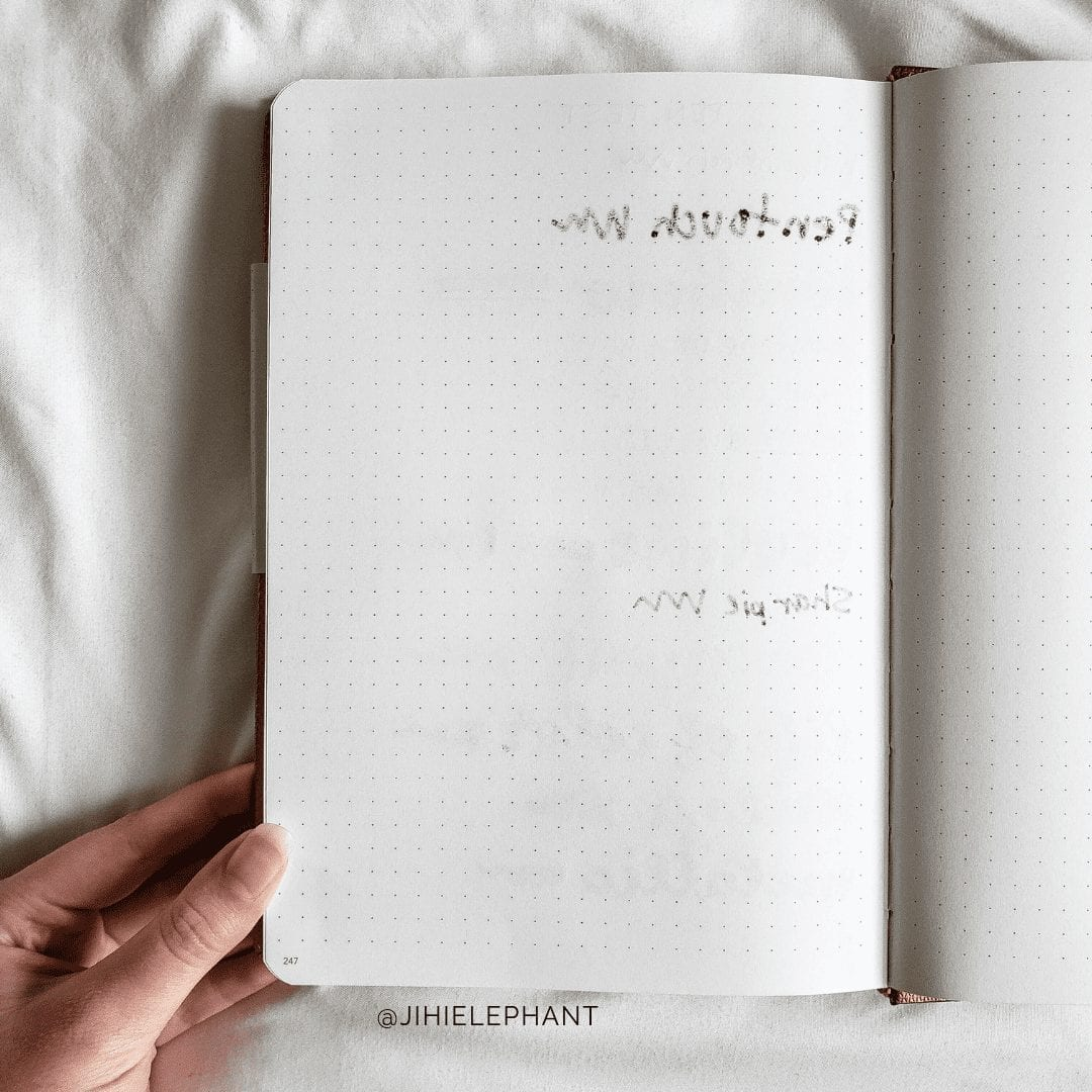 Bullet Journaling Notebooks | A Review of 9 Journals