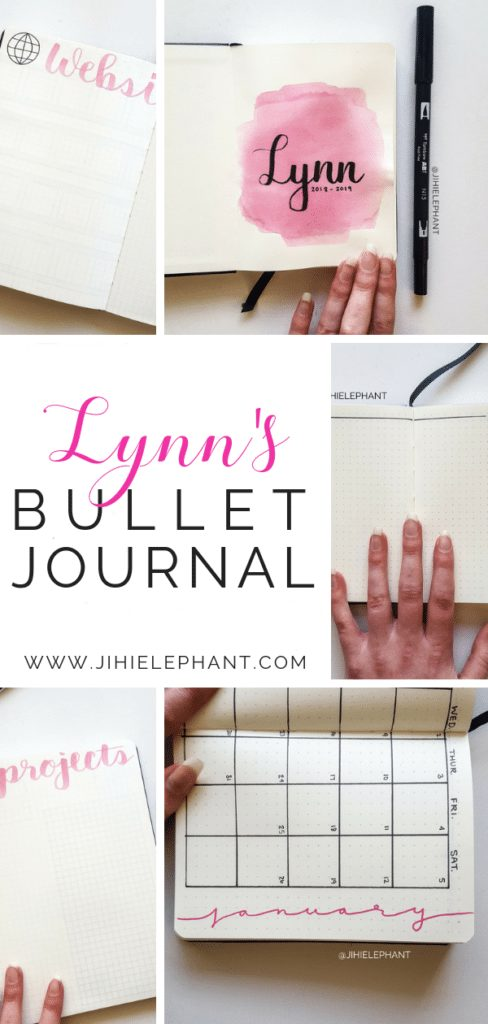 Lynn's Bullet Journal | Client Gallery
