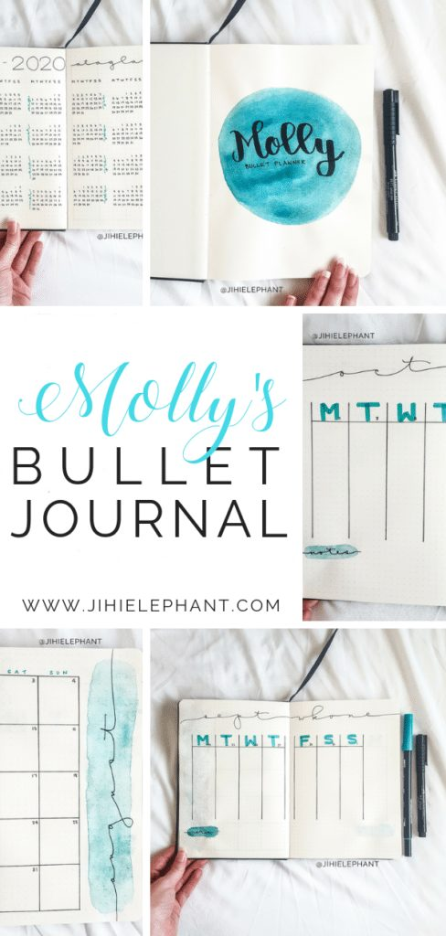 Molly's Bullet Journal | Client Gallery