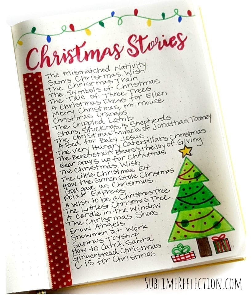sublimereflection christmas stories