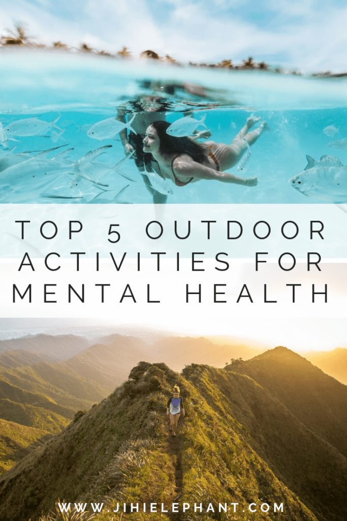 Top 5 Outdoor Activities for Improving Your Mental Health