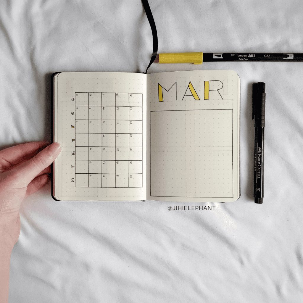 Desiree's Bullet Journal | Client Gallery