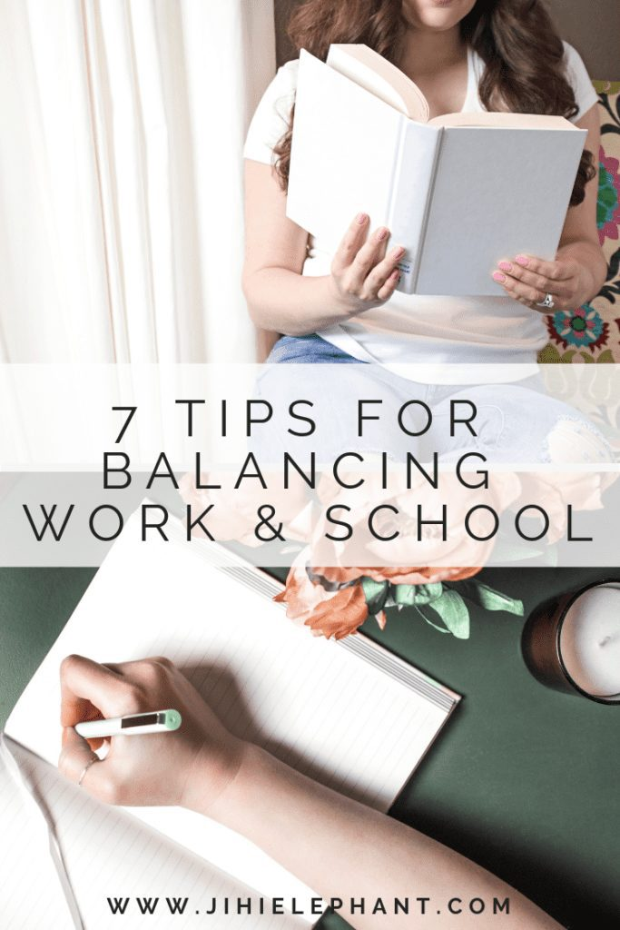 7 Tips for Balancing Work and Studying in College