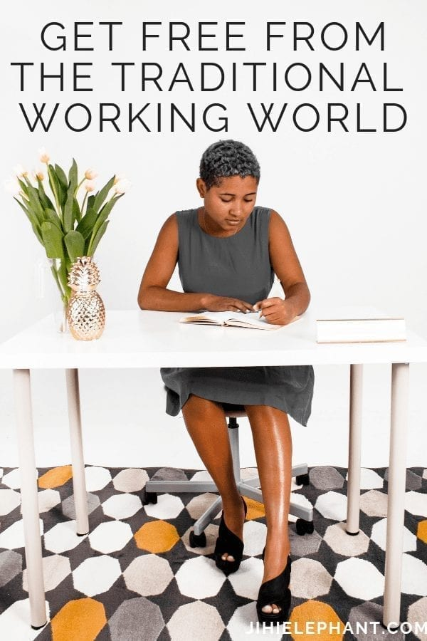 Ways to Free Yourself from the Traditional Working World
