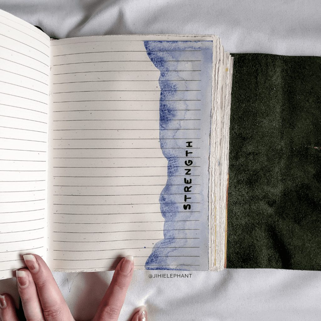 Pim's Empowering Watercolor Notebook   Client Gallery