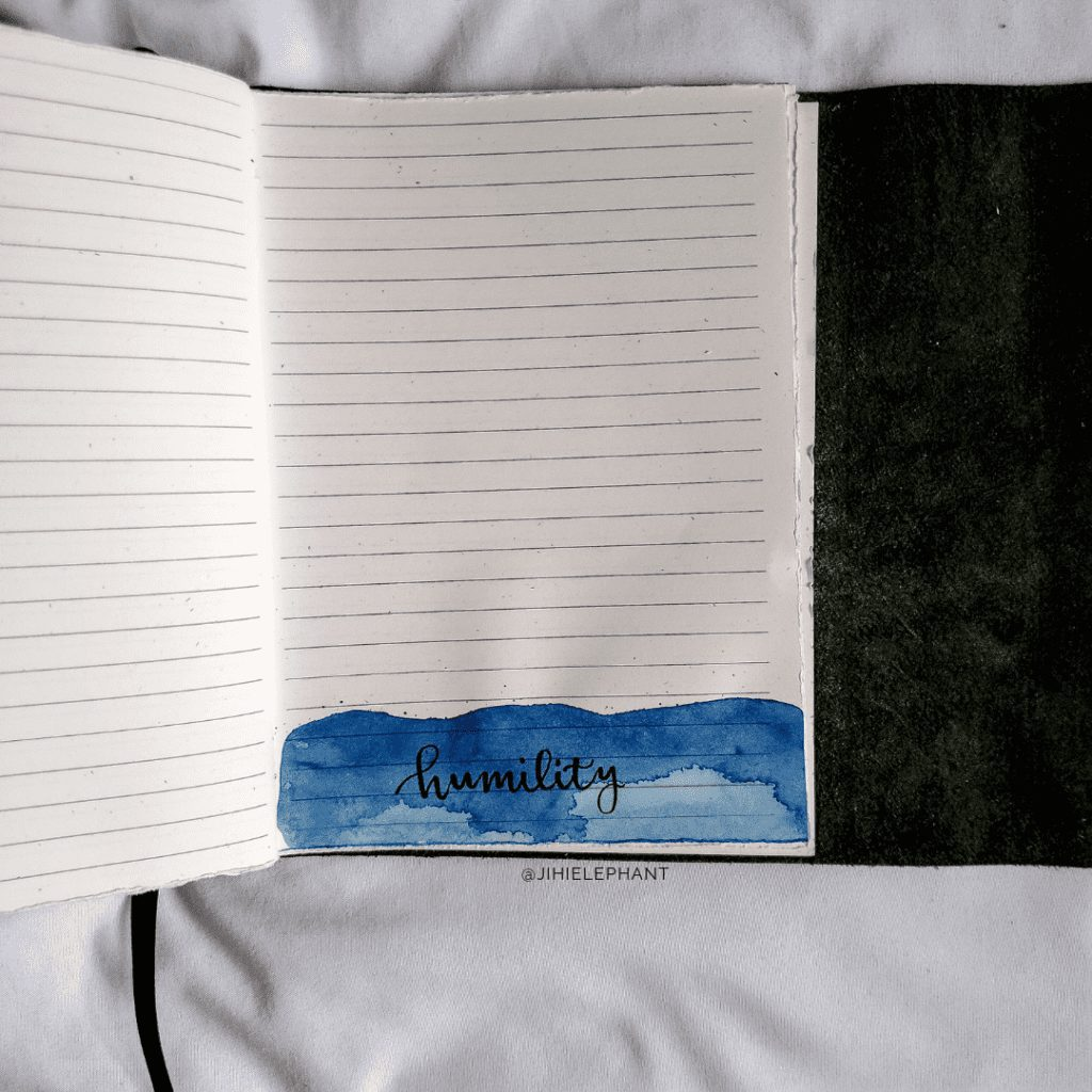Pim's Empowering Watercolor Notebook | Client Gallery