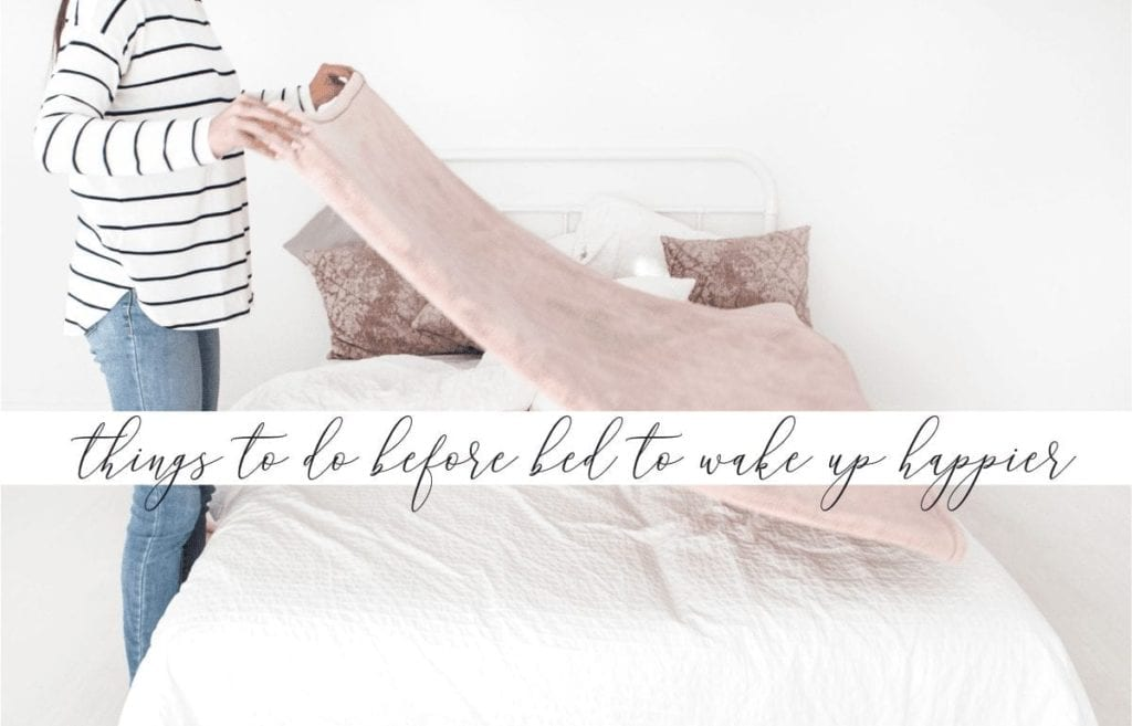 Sleep, among other things, is so incredibly important. Here are some really simple habits you can use to sleep great and wake up happier.