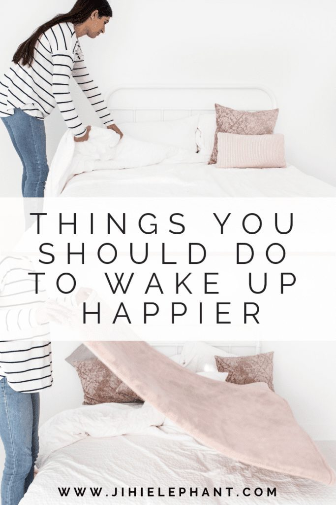 Simple Things You Should Do Before Bed to Wake Up Happier