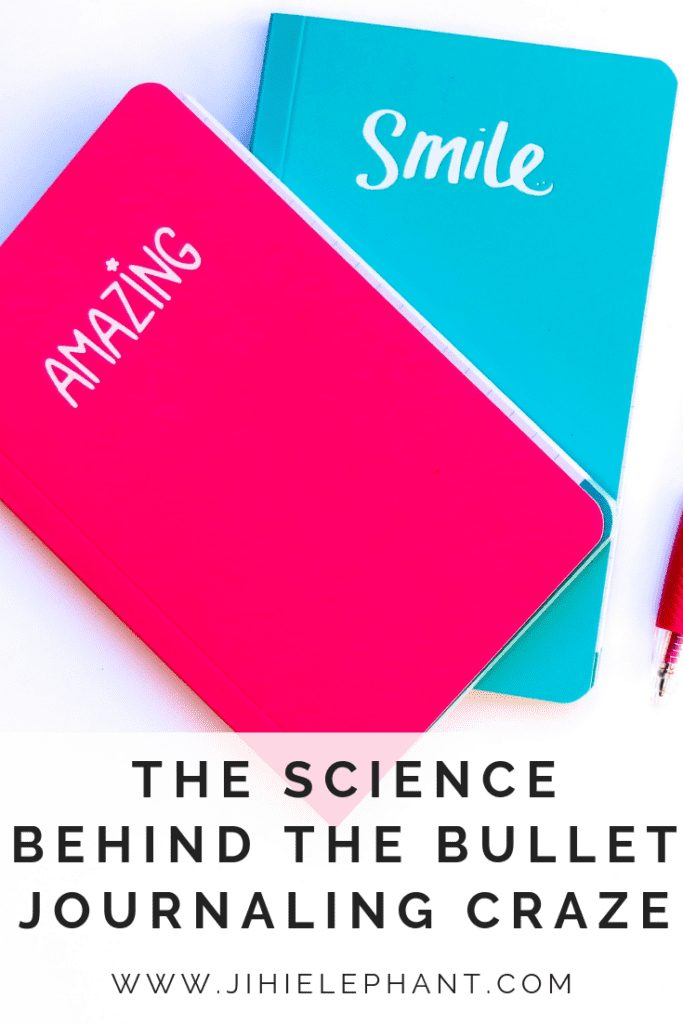 The Science Behind the Bullet Journaling Craze
