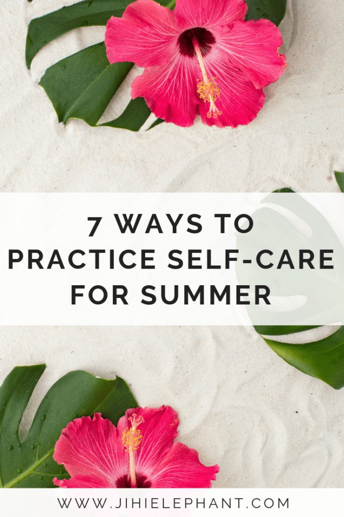 summer-self-care