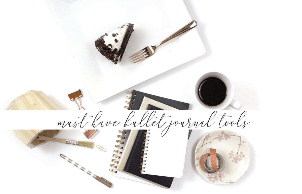 Must-Have Bullet Journal Tools