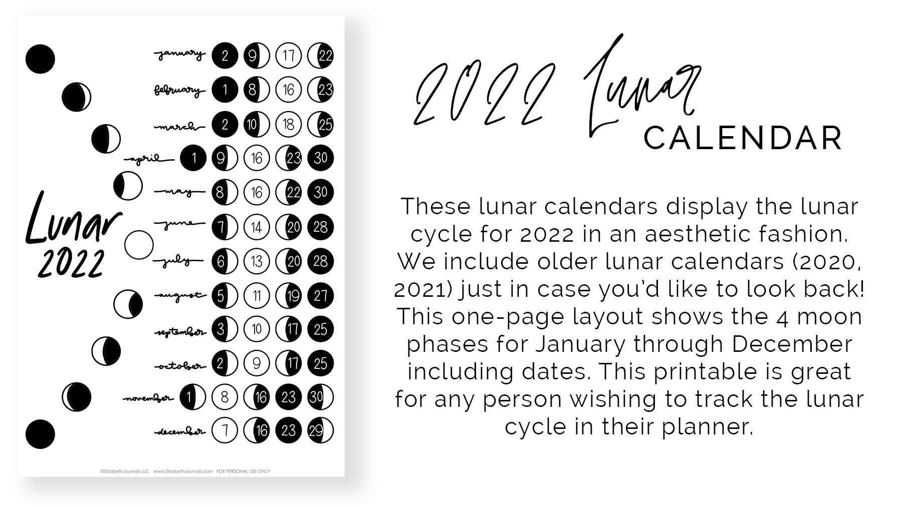 Product-Banner-2022 lunar calendar with image and descripton