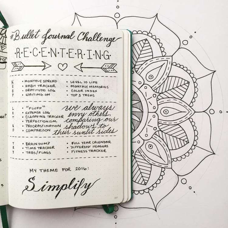 To make sure you're planning your new year well, you ought to plan ahead. This post includes 14+ bullet journal layouts to help you plan for your new year.