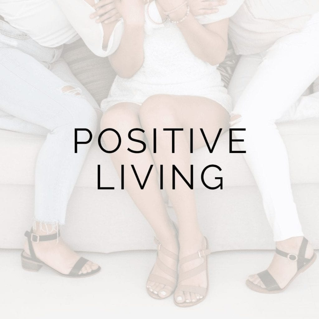 positive living icon