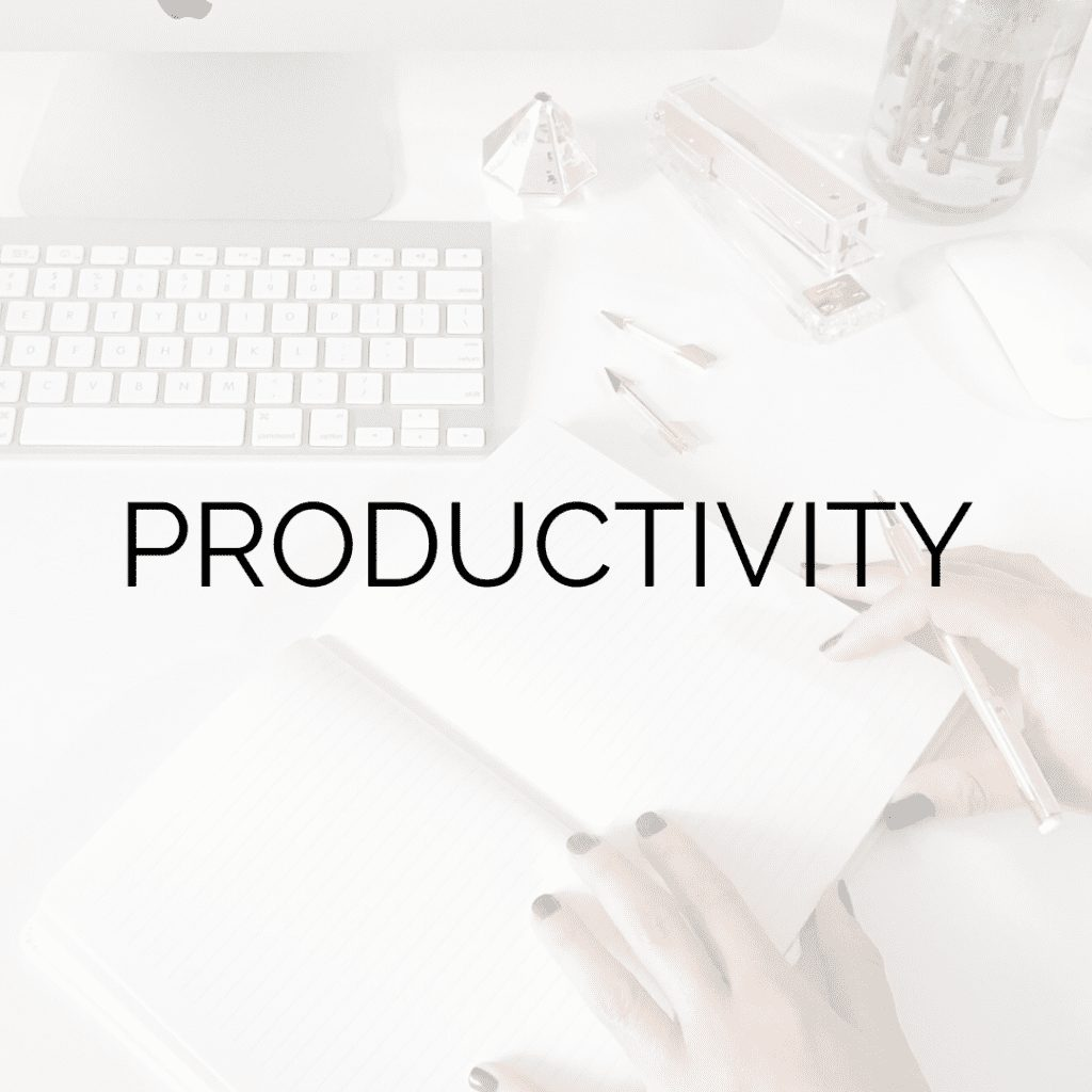 productivity icon