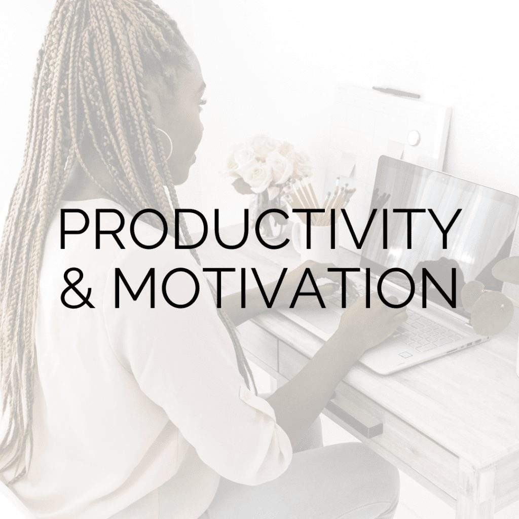 productivity and motivation tailwind tribe icon