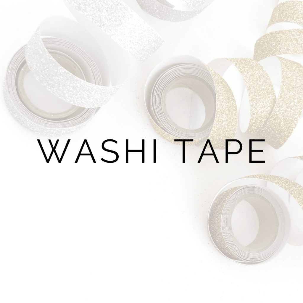 washi tape icon