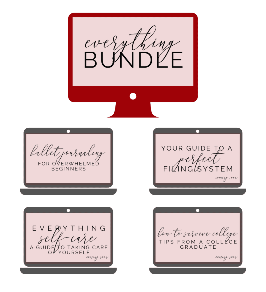 elizabethjournals-courses everything bundle icon