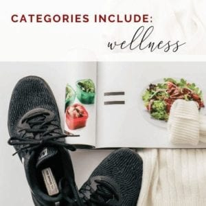 freebie wellness categories icon