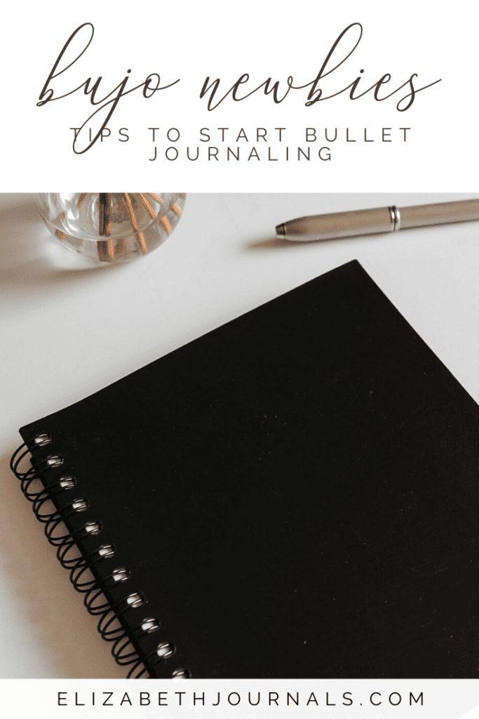 When you begin bullet journaling, you might feel a bit overwhelmed with the great designs you're seeing out there. Here are some easy tips to help!