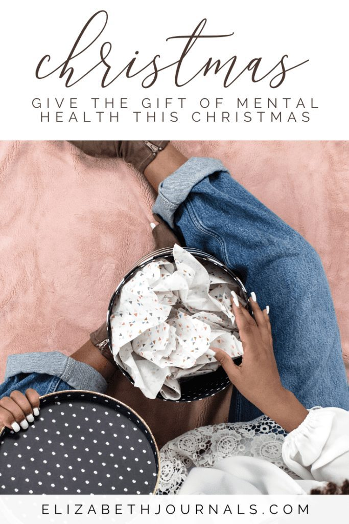 Mental health is incredibly important, so, you should give yourself the best gift and focus on your mental health. Here are four options for this Christmas.