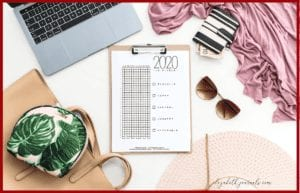 Looking for a simple way to keep track of your moods in the new year? The 2020 in pixels layouts is perfect. This mood tracker includes 2020...