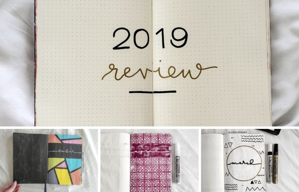 Each year review my journal and reflect on it. Let's rewind and tackle the good, the bad, and the indifference of my 2019 bullet journal.