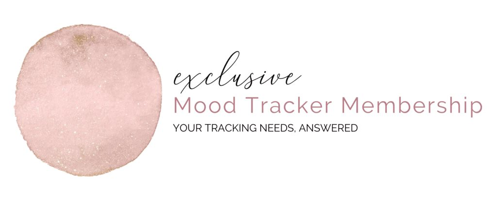 mood tracker membership banner