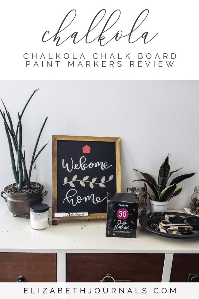Chalkola sent me these products for review and I am so very excited to share my thoughts and experiences with you! Let's jump into it!