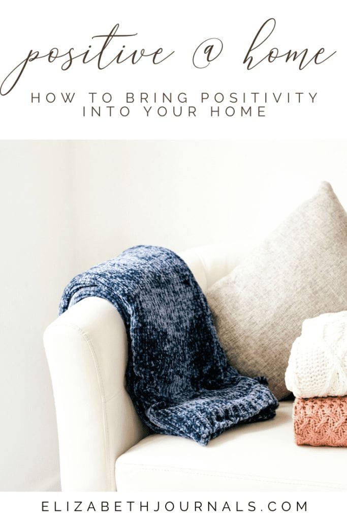If you've been stressed lately, bring positivity into your home to transform your space. Check out these tips for how to bring positivity into your home!
