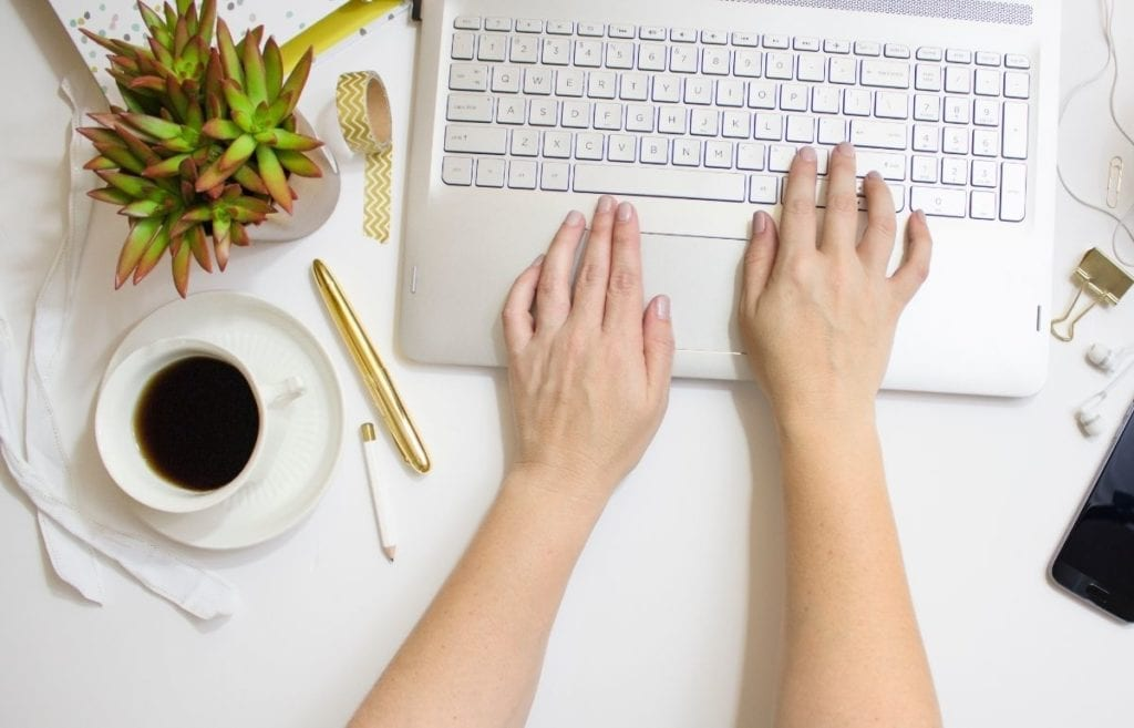 You may find that your productivity levels slip when working from home. Here are some ways to stay productive when you are at home!