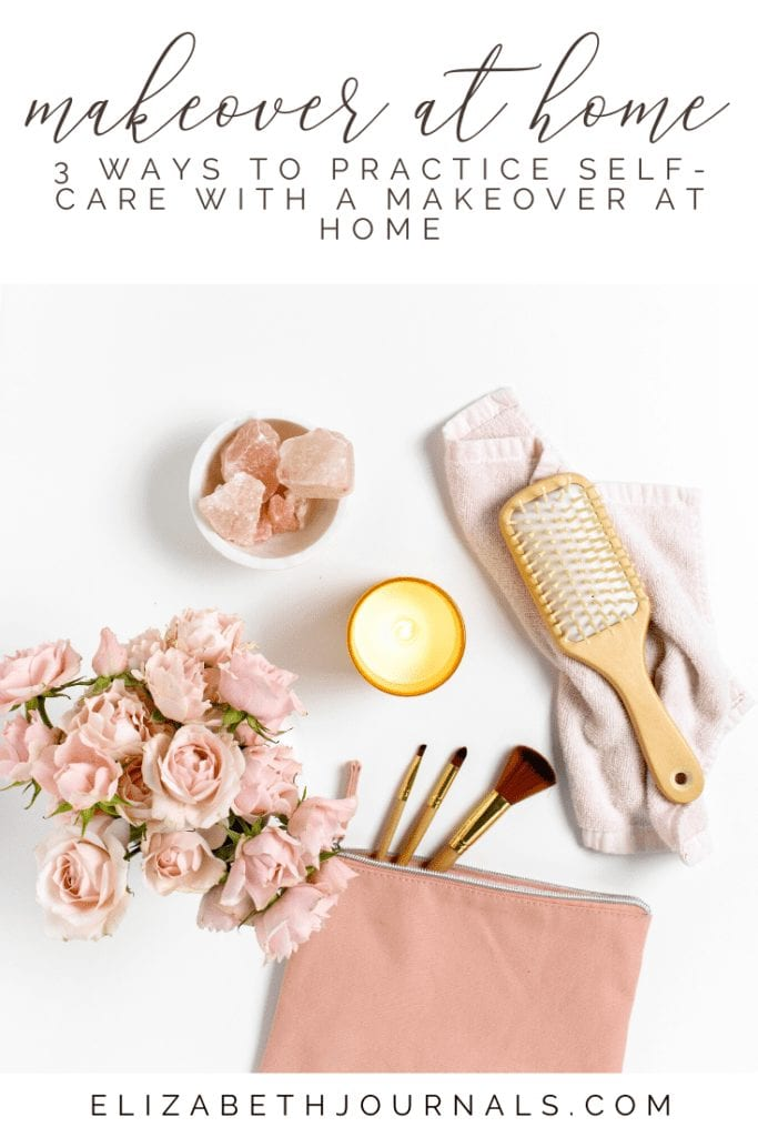 Follow these ways to give yourself a makeover at home if you're looking for a change. Your loved one won't even recognize you when things return to normal.