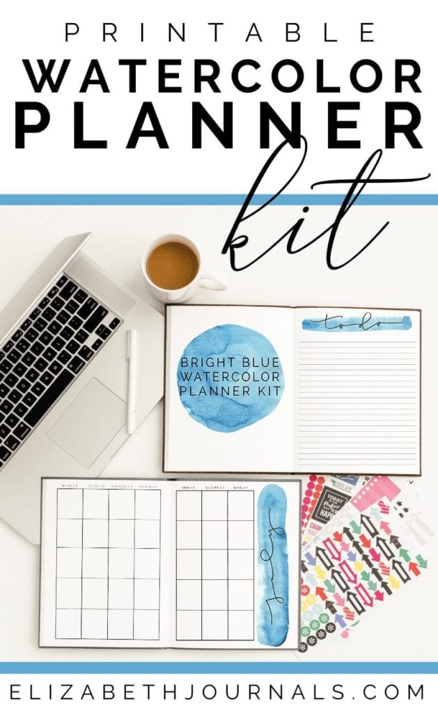 This bundle includes 12 months of watercolor hello monthly pages, monthly calendars, to-do lists, and more! These pages are great for any person wishing to add some watercolor and lettering to their planner. These designs are hand-painted and hand-lettered and come in nine different colors (red, orange, yellow, green, blue, dark blue, purple, pink, brown).