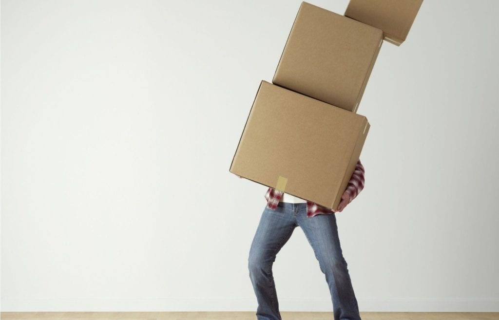 Here are 3 tips for moving to your first apartment. With these tips, you can focus onthe excitement of the process, instead of the stress.