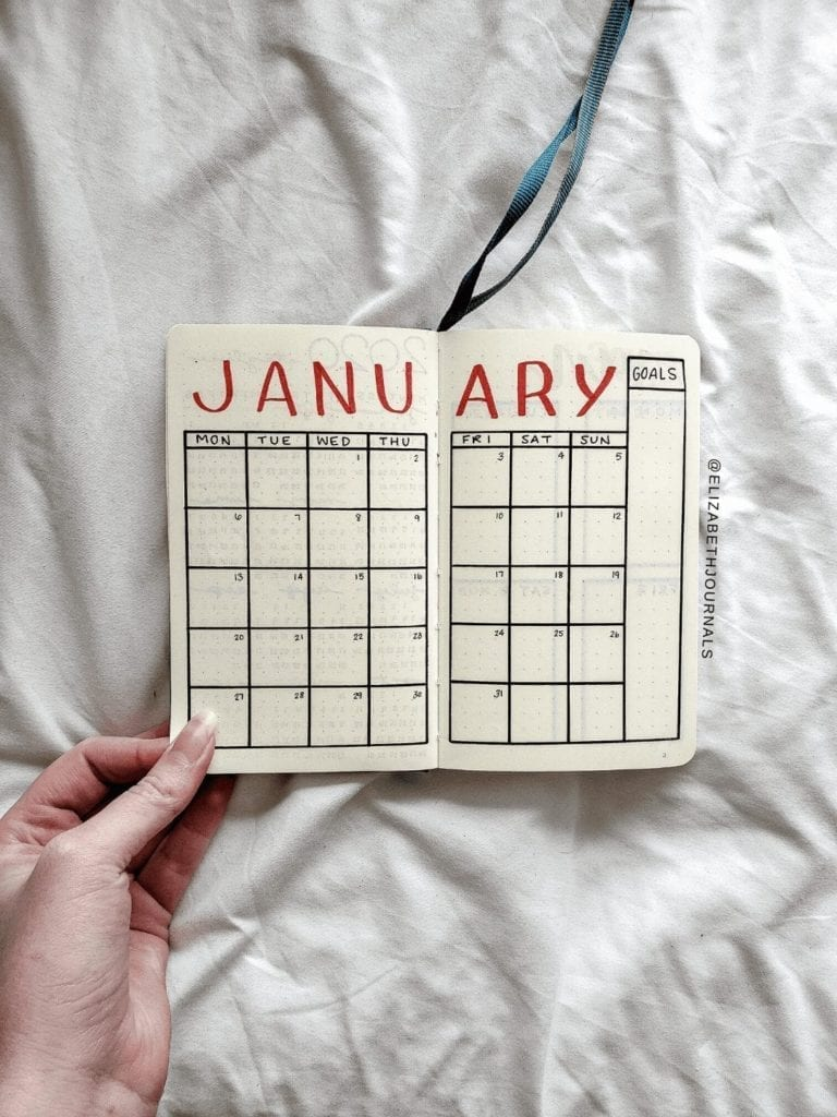 red-january-monthly-log-wendy