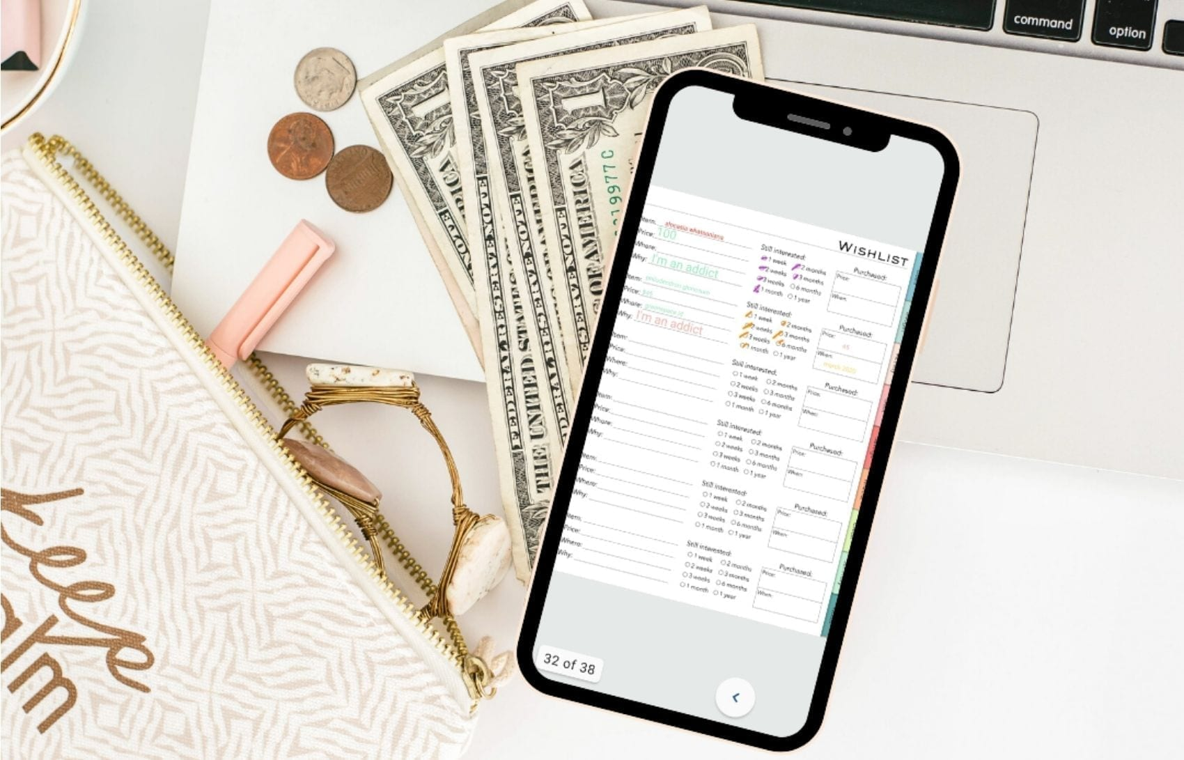 Have you ever used a digital planner? I tried out digital planning with BOSS Personal Planner's budget planner. Check out my review!