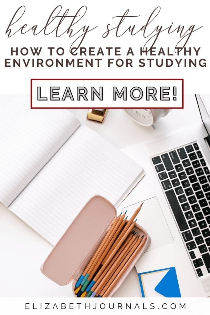 Whether you are going back to the dorms or studying from home, it's important to create a healthy living environment. This guide will show you how.