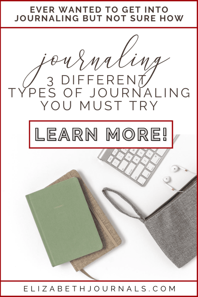 Keeping a journal helps you organize thoughts, record memories, or express creativity. Get started with these types of journaling to try.