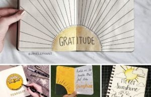 Sunshine-type themes are my absolute favorite making me happy and reviving my energy. So, here are over 20 happy sunshine layouts to enhance your planner!