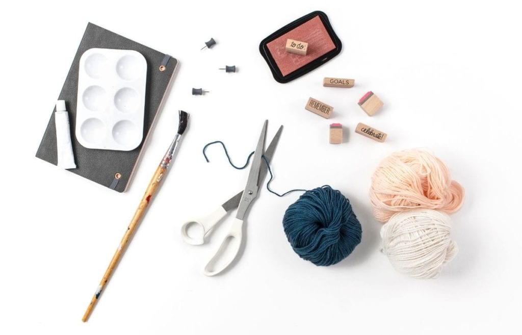 Getting creative can result in dazzling works of art—and surplus of supplies everywhere. Try these ways to use your leftover craft supplies!