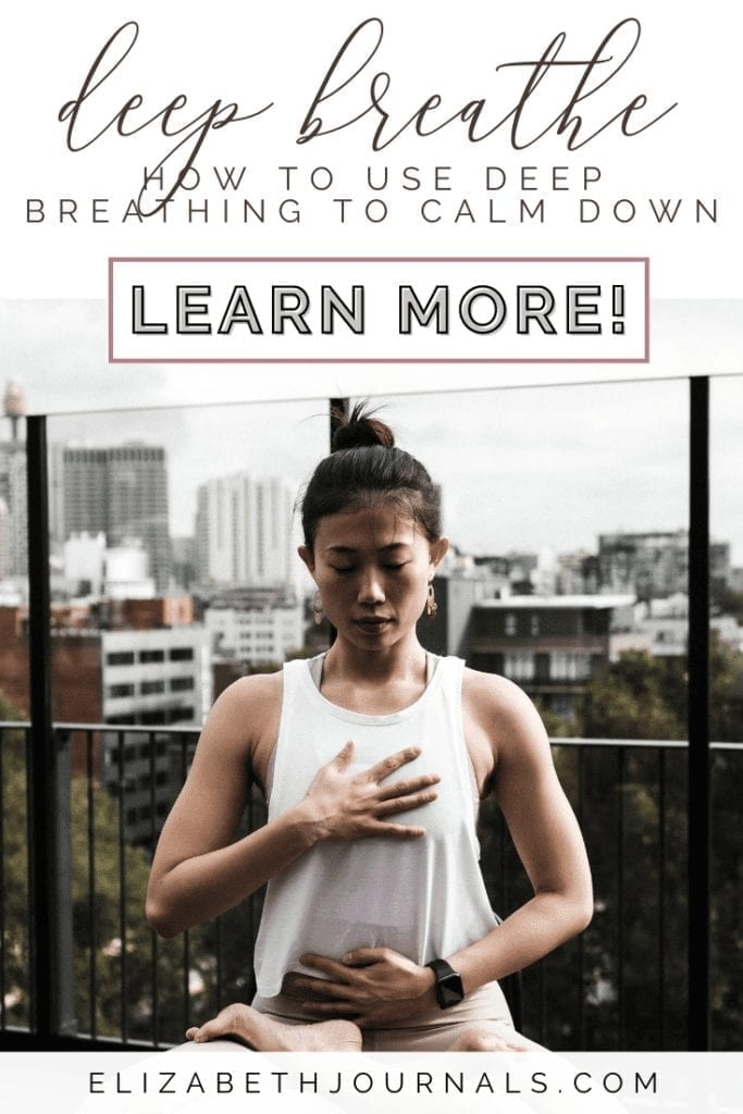 We all have to breathe, we do not realize the way we breathe influences our stress levels. Learn how to use deep breathing to calm down.